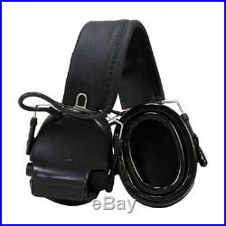 3M MT17H682FB-09 SV Peltor ComTac III Hearing Defender Electronic Earmuffs