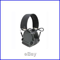 3M PELTOR COMTAC III Hearing Defender Head Band, Foliage Green
