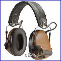 3M PELTOR COMTAC III Hearing Defender Headset Coyote Brown
