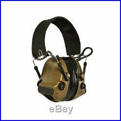 3M PELTOR COMTAC III Hearing Defender Headset Coyote Brown PELMT17H682FB-09-CY