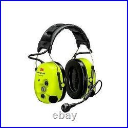 3M PELTOR MT15H7AWS6 WS ProTac XPI Bluetooth Headset, Headband, Yellow. Each