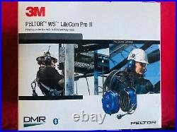 3M PELTOR MT73H7F4D10NA-50 WS LiteCom PRO III Headset