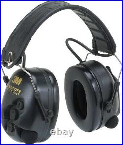 3M PELTOR TacticalPro Communications Headset MT15H7F SV Headband 1EA