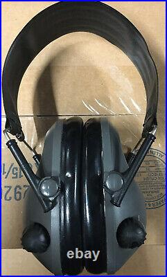 3M PELTOR Tactical 6-S Headset Electronic Headband New X2! XMAS DEAL