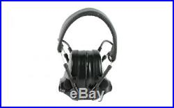 3M/Peltor ComTac, Earmuff, Black MT17H682FB-09-SV