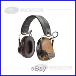 3M/Peltor ComTac Earmuff Coyote Brown MT17H682FB-09-CY