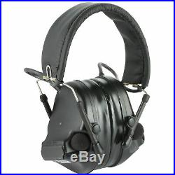 3M / Peltor ComTac III Defender Earmuff Black Hearing Protection