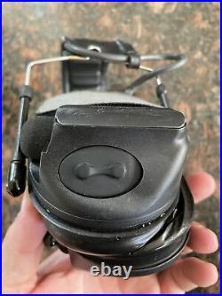 3M Peltor ComTac III Hearing Defender Headset Black (MT20H682FB-09-SV)