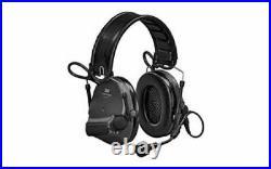 3M/Peltor, ComTac VI, Electronic Earmuff, Omni-Directional Microphones, High Fid