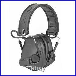 3M Peltor ComTac V Hearing Defender Headset Black (MT20H682FB-09-SV)