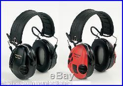 3M Peltor Electronic Ear Defender SportTac Shooting Hunting R&B LOWEST ON EBAY