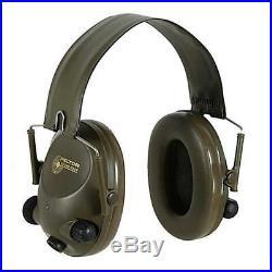 3M Peltor MT15H67FB Soundtrap Slimline Olive Green