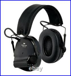 3M Peltor MT20H682FB-02 SV ComTac XPI Headset Black Headb