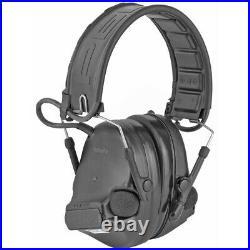 3M/Peltor MT20H682FB-09 SV ComTac V Electronic Earmuff Black Foldable