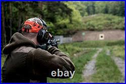3M Peltor ProTac 3 Shooter MT13H223A Headset 32 dB Green Headband Free UK Ship