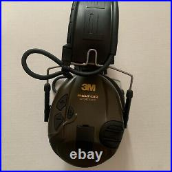 3M Peltor SportTac Ear Defender Hunting Electronic Active Hearing Protector