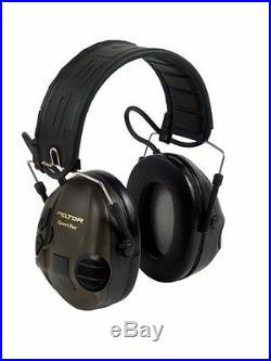 3M Peltor SportTac Shooting Hunting Active Protection Electronic EAR Defenders