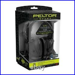 3M Peltor TAC500-OTH Tactical Electronic Shooting Hearing Protector Earmuffs