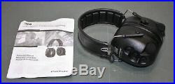 3M Peltor TacticalPro Electronic Ear Muff MT15H7F SV, Noise Cancelling, 26dB NRR