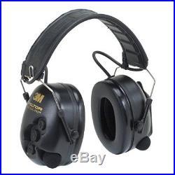 3M Peltor TacticalPro Headset MT15H7F SV, Headband, 1 ea