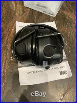 3M Peltor Tactical Pro Electronic Hearing Protector Collapsable MT15H7F SV