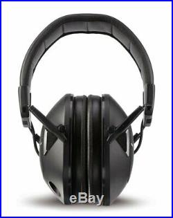 3M Peltor Tactical Sport Electronic Earmuff Foam Black NRR 22 #TAC100-OTH