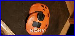 3M Peltor Tactical Sport MT16H21OF Excellent Condition with Orange Ear Pieces