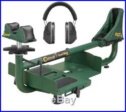 Caldwell Lead Sled DFT 2 Dual Frame Shooting Vise withFREE S&W Electronic Ear Muff