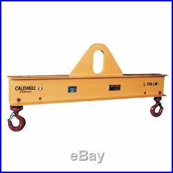 Caldwell Low Headroom Multiple Spread Lifting Beam 20-2-3 3'L, 4000 Lb. Cap