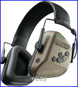 Champion 40983 Bronze Vanquish Pro Elite Shooting Hearing Protection BT Earmuffs