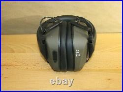 Champion Pro Elite Vanquish Electronic Hearing Muffs 40983 Burnt Bronze