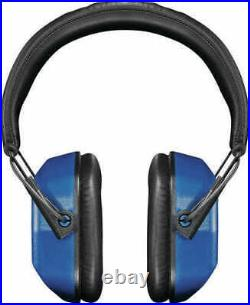 Champion Targets 40981 Vanquish Hearing Protection Electronic Hearing Muff Blue