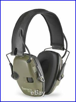Electronic Ear Defenders Howard Leight Impact Sport Shooting Earmuffs Protection