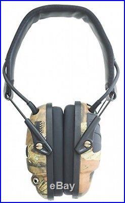 Electronic Ear Muff Headphones Gun Shooting Protection Hunting Plugs Outdoor Cam