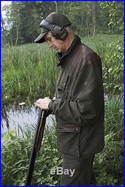 Electronic Ear Muff Headphones Gun Shooting Protection Hunting Plugs Outdoor NEW