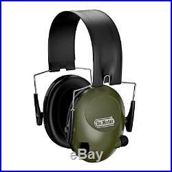 Electronic Ear Muffs Hearing Noise Protection Gun Shooting Hunting Range Muff