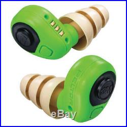 Electronic Ear Plug, Green, 8.5 oz. Weight EEP-100