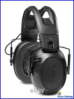 Electronic Earmuffs Bluetooth Wireless Ear Protection Shooting Safety Earmuff