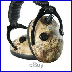 Electronic Shooting Ear Protection Earmuffs Noise Reduction Camouflage Headphone