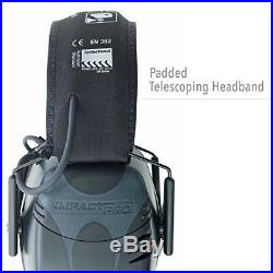 Electronic Shooting Earmuff Impact Pro Sound Amplification Hearing Protection