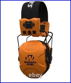 GSM GWPSFXSEMBTBLZ Walker's Safety XCEL Advanced Digital Muff with Bluetooth