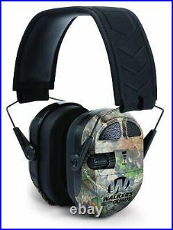 Gsm Outdoors GWP-XPMQRT Walker's Game Ear Gwp-xpmqrt Ultimate Power Muff Quads