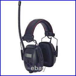 HONEYWELL HOWARD LEIGHT 1030331 Electronic Ear Muff, 25dB, Over-the-Head