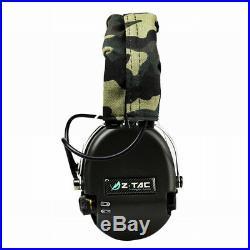 Hearing Muffs Ear Protection Shooting Noise Hunting Range Gun Electronic Safety