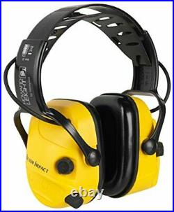 Honeywell 1010376 Howard Leight Impact Electronic Ear Defender, SNR 28, Pro
