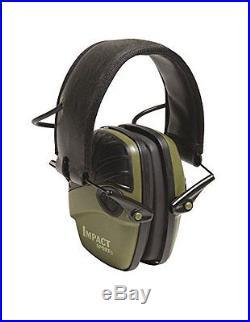 Howard Leight By Honeywell 1013530 Impact Sport Electronic Folding Earmuff Prot