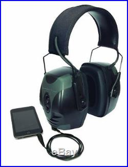 Howard Leight By Honeywell R-01902 Impact Pro Electronic Shooting Earmuffs New