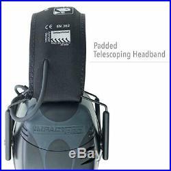 Howard Leight Impact Pro Noise Reduction Sound Amplification Electronic Earmuff