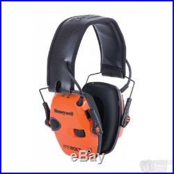 Howard Leight Impact Sport Bolt Digital Electronic Earmuffs, Orange #R-02231
