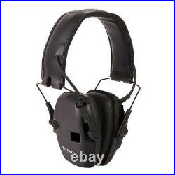 Howard Leight Impact Sport Bolt Electronic Earmuffs Black Lens Md R-02525